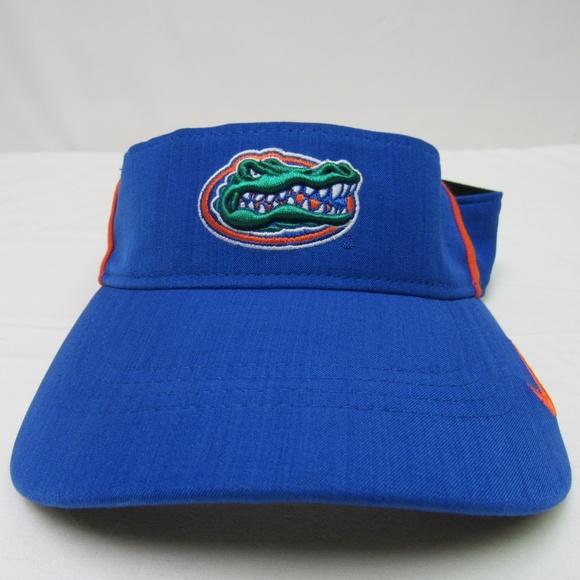 75180090 Nike Accessories | Florida Gators Mens Visor Osfm | Poshmark